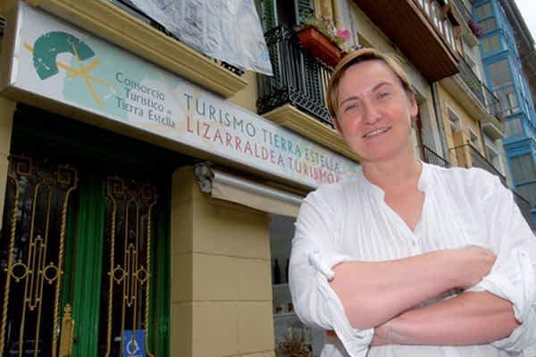 """Mª José Sagasti: """"El turismo rural refuerza la identidad de los pueblos"""""""