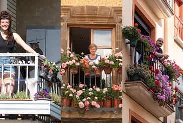 Tres balcones de premio