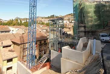 El ascensor de San Pedro comenzará a funcionar en un mes