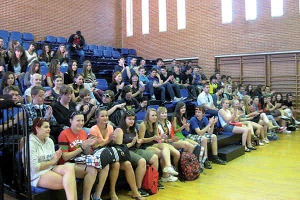 Lizarra Ikastola realiza un intercambio con alumnos de la República Checa