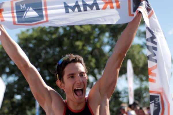 El triatlón de Aritzaleku reunió a 520 deportistas
