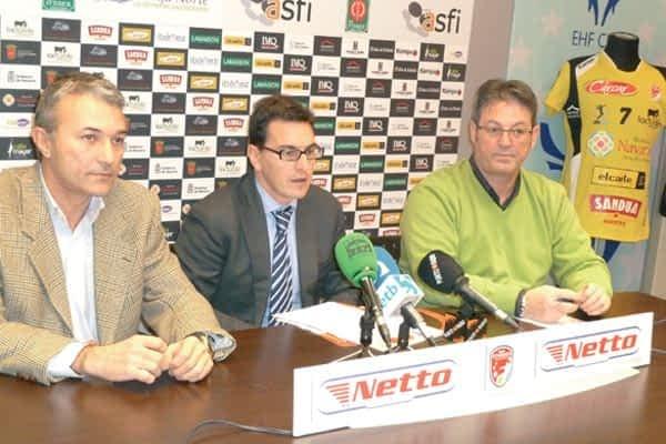 Itxako se enfrentará a dos equipos de Servia y Eslovenia