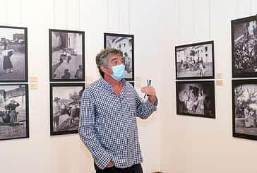 La trayectoria vital de José Alfaro en 80 fotografías