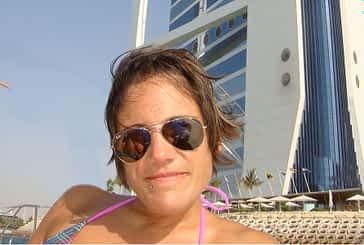 """TIERRA ESTELLA GLOBAL - Maite Pinillos - Dubai - """"Aquí la vida es muy cara y, sin una buena oferta de trabajo, imposible"""""""