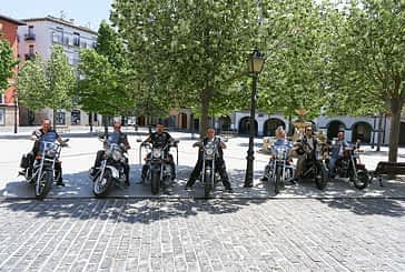 ASOCIACIONES - Íberos Riders - Nexo de unión de los apasionados de las motos en Tierra Estella