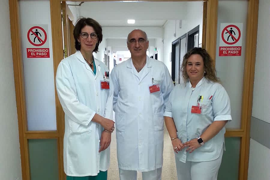 9.420 pacientes intervenidos mediante cirugía mayor ambulatoria en el García Orcoyen