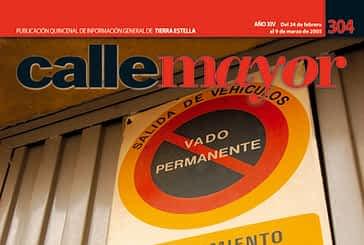 CALLE MAYOR 304 - MALESTAR EN LAS ASOCIACIONES DE VECINOS POR LA ORDENANZA DE VADOS