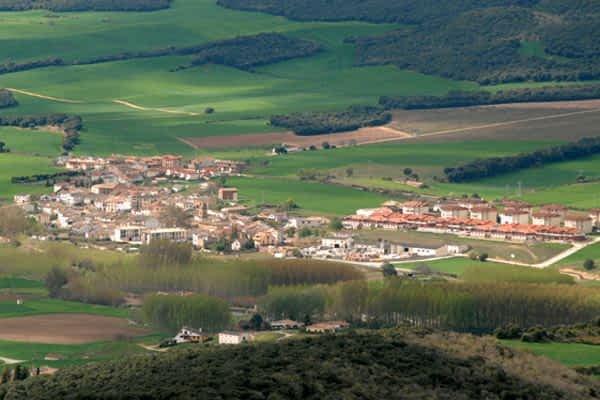 MURIETA. A orillas del Ega y de la Vía Verde