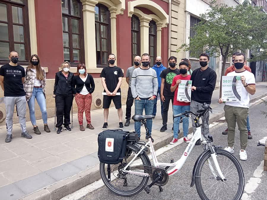 Estella celebra el sábado 15 el I Día de la Movilidad en Bicicleta