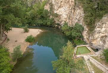 La playa fluvial de Estella, para el verano que viene