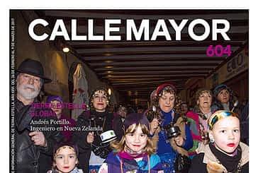 CALLE MAYOR 604 - LOS CALDEREROS ABREN LA PUERTA AL CARNAVAL DE TIERRA ESTELLA