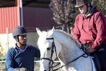 """""""Montar a caballo me aporta libertad, autonomía y seguridad"""""""