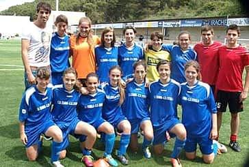 El equipo de Fútbol 8 Femenino del C.D. Izarra disputará la final de los JDN