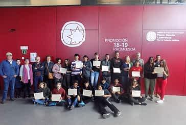 'LaborESO' acercó al mundo laboral a 18 estudiantes