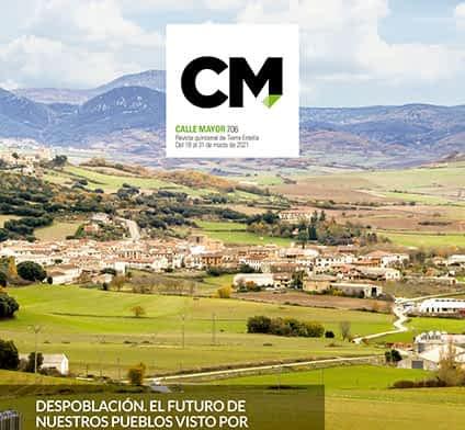 CALLE MAYOR 706 - DESPOBLACIÓN. EL FUTURO DE NUESTROS PUEBLOS VISTO POR OCHO REPRESENTANTES MUNICIPALES