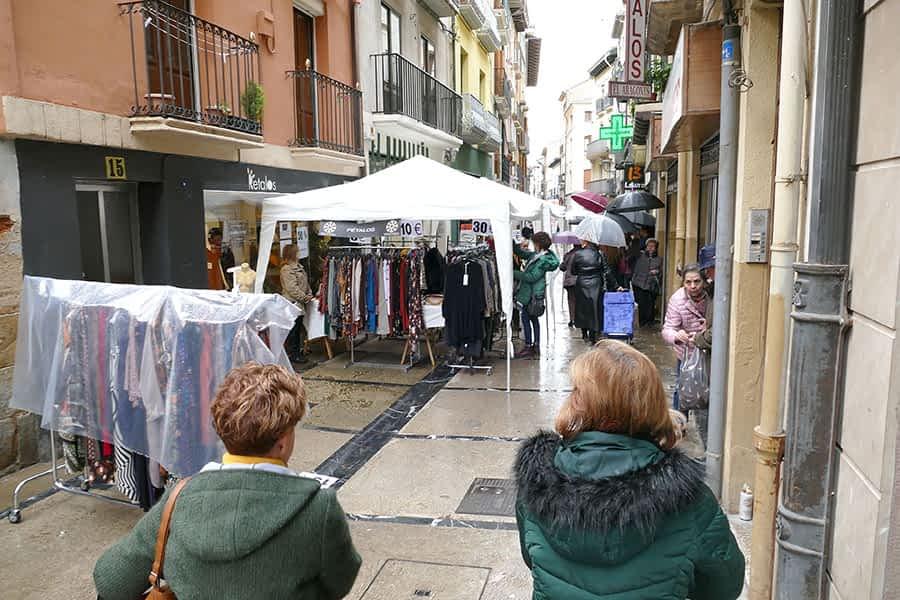Feria urbana de oportunidades y premios con la Tarjeta Comercio