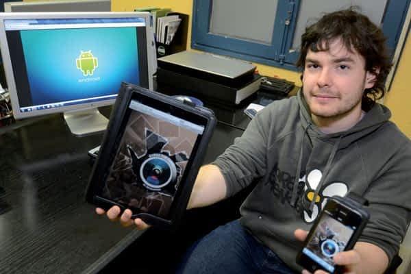 Un juego para Android 'made in Navarra'