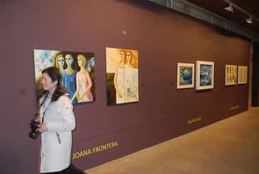 El Gustavo de Maeztu se convierte en 'salón de arte' para catorce artistas