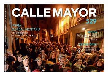 CALLE MAYOR 529 - ESTRUENDO Y BAILE PARA ANUNCIAR EL CARNAVAL