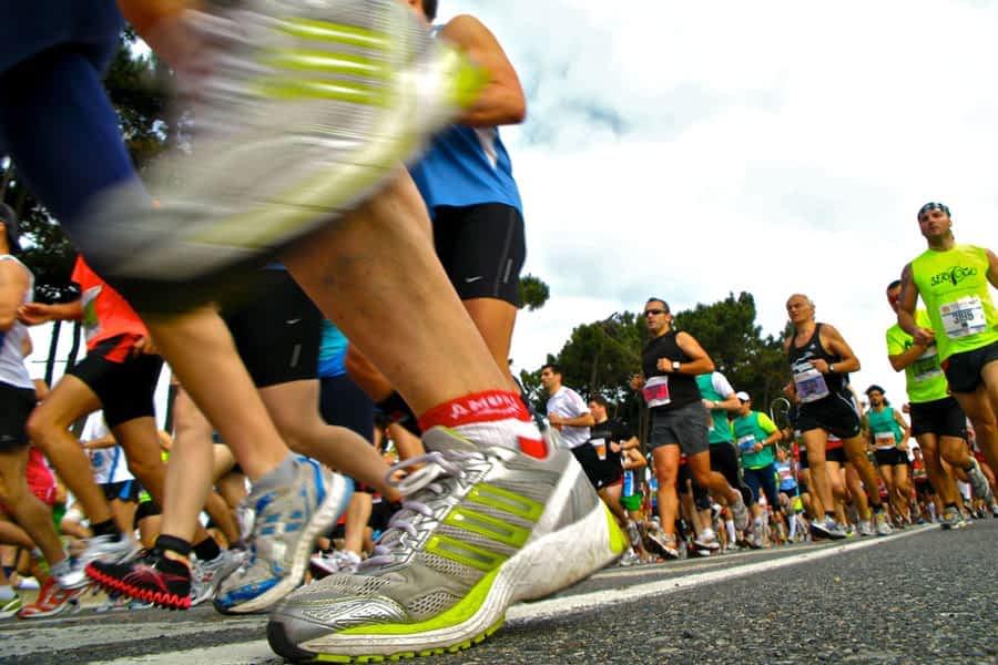 Los Arcos y Viana organizan la I Media maratón del Camino de Santiago