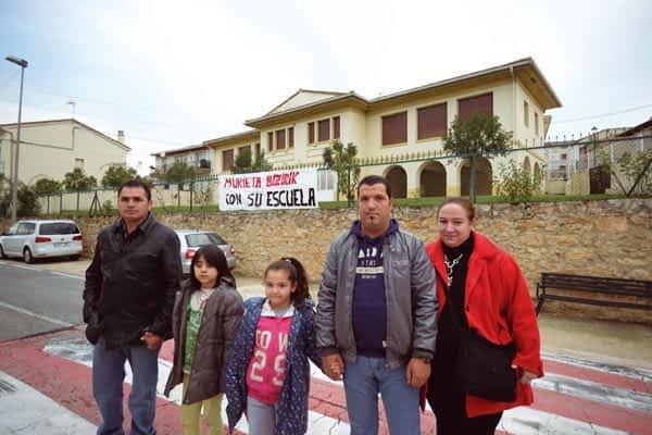 El colegio de Murieta cierra 61 años de historia