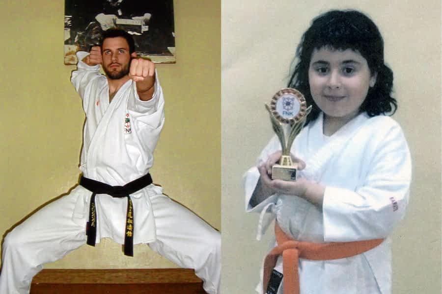 Nuevos éxitos para los karatekas del gimnasio El Puy de Estella