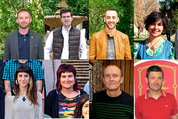Los presidentes de las quince comisiones informativas