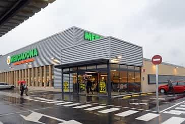 El supermercado de Mercadona en Estella abrió el 29 de abril
