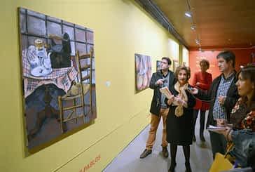 La gastronomía se hace arte en la nueva exposición del Gustavo de Maeztu