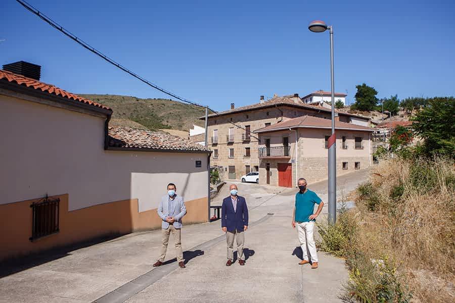 El Gobierno destina 4,25 millones para promover obras en 24 localidades de Tierra Estella