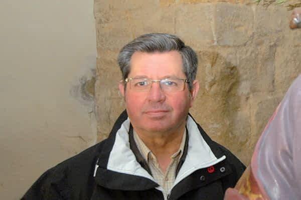 Ignacio Sanz de Galdeano preside el comité local del PSN de Estella-Lizarra