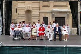 Lunes, día de las personas mayores - 07-08-2017
