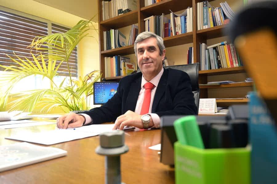 Miguel Iriberri Vega, elegido presidente de la Asociación de Ingenieros Profesionales