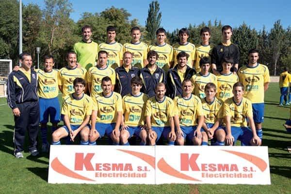 Nueve equipos forman el C.D. Ondalán de Villatuerta