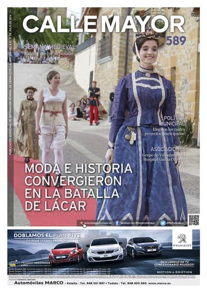 CALLE MAYOR 589 – MODA E HISTORIA CONVERGIERON EN LA BATALLA DE LÁCAR