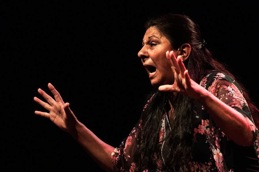 Segundo festival de arte flamenco en Estella