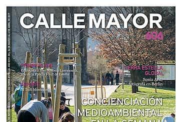 CALLE MAYOR 606 - CONCIENCIACIÓN MEDIOAMBIENTAL EN LA SEMANA DEL ÁRBOL