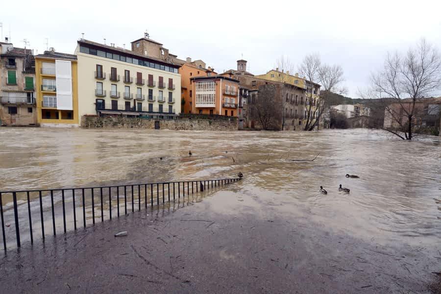 Nace 'Bola', la aplicación que alerta de las inundaciones