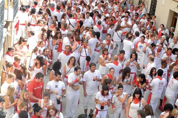 Seis jornadas festivas con más de 60 actos programados