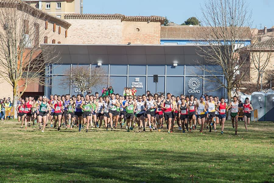 El Cross del C.A. Iranzu congregó a 700 atletas