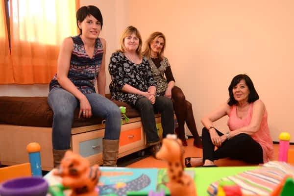 """Asociación """"Madres de Día"""". Como en casa"""