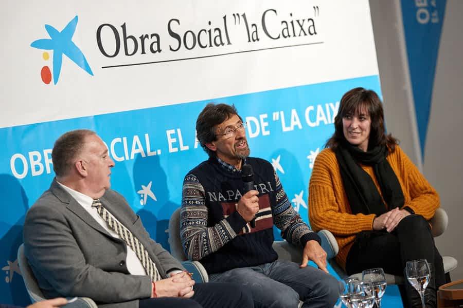 Caixabank expuso su Acción Social en Tierra Estella