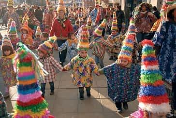 Homenaje a los personajes del Carnaval Rural
