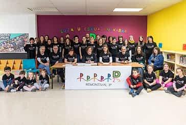 Remontival cumple 25 años de educación pública en euskera