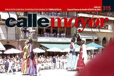CALLE MAYOR 315 - ESPECIAL FIESTAS DE ESTELLA 2005