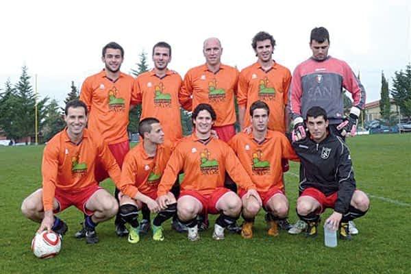 El Kiki Team ganó el I Torneo de Fútbol 7 del Camping Iratxe