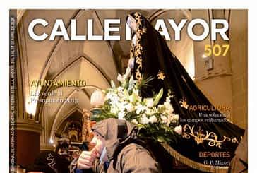 CALLE MAYOR 507 - VÍA CRUCIS EN LUGAR DE PROCESIÓN EN LA SEMANA SANTA DE ESTELLA