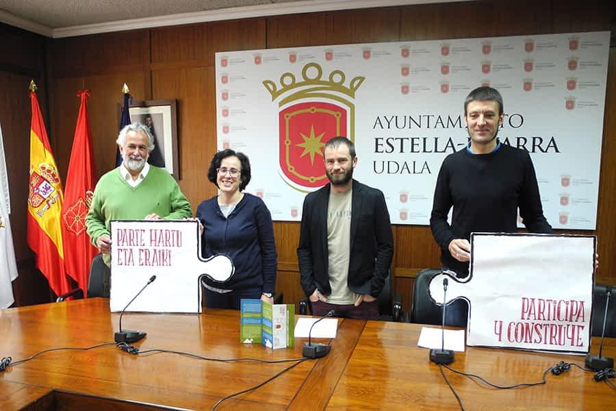 Otros 100.000 euros para proyectos participativos en Estella