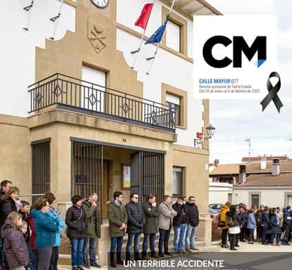 CALLE MAYOR 677 - UN TERRIBLE ACCIDENTE CONMOCIONA TIERRA ESTELLA
