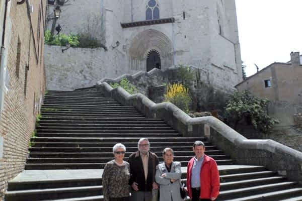 El voluntariado de San Pedro optará  a un premio sobre patrimonio
